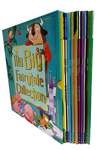 My Big Fairytale Collection 10 Books Set