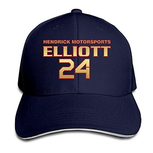 Cool Unisex Navy Daytona Champion Chase Elliott NAPA #24 Adjustable Cap (Schumacher Hat)