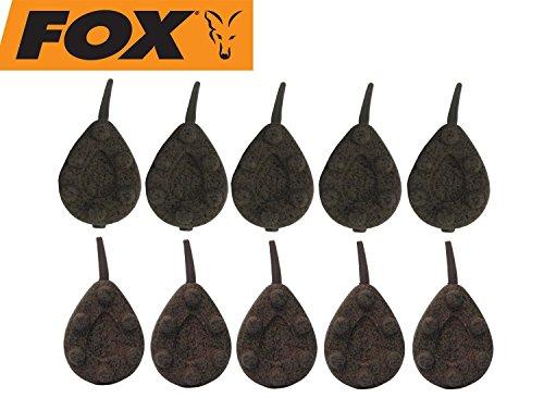 Fox Bleie Kling on inline Leads Karpfenbleie Blei Inlinebleie, Karpfenangeln, Karpfensee, Karpfenmontage, Gewicht:113g