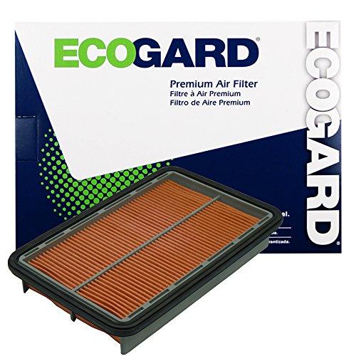 ECOGARD XA5257 Premium Engine Air Filter Fits Mazda 626