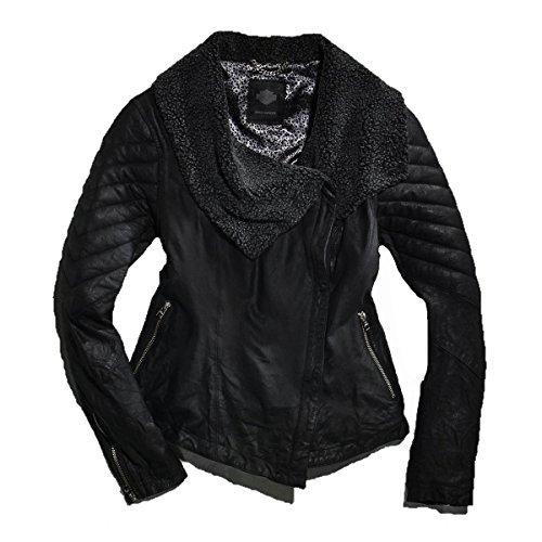 Harley Leather Coat - 8