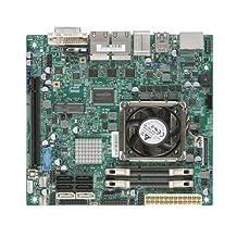 Supermicro Intel Core i7-3612QE 2.1GHz/Intel QM77/DDR3/SATA3 and USB 3.0/A&V&4GbE/Mini-ITX Motherboard and CPU Combo
