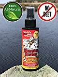 SKEETER BEATER: NO DEET - ALL NATURAL ORGANIC Insect Repellent - Best Reviews Guide