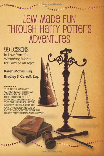 Law Made Fun Through Harry Potter's Adventures – HPB