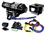 KFI Combo Kit - A2000-R2 Winch & Mount Kit - 2014-2018 Polaris Sportsman 570