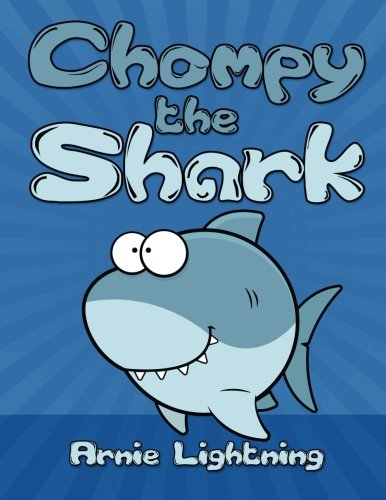 Chompy Shark Bedtime Stories Readers product image