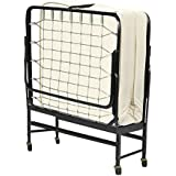 Serta 30 Portable Rollaway Bed with 30 Mattress