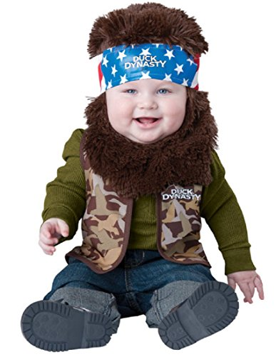 Duck Dynasty Baby Willie Costume