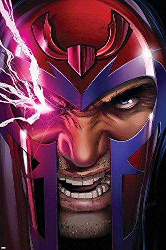 Uncanny X-Men No.516 Cover: Magneto Poster by Greg Land 24 x