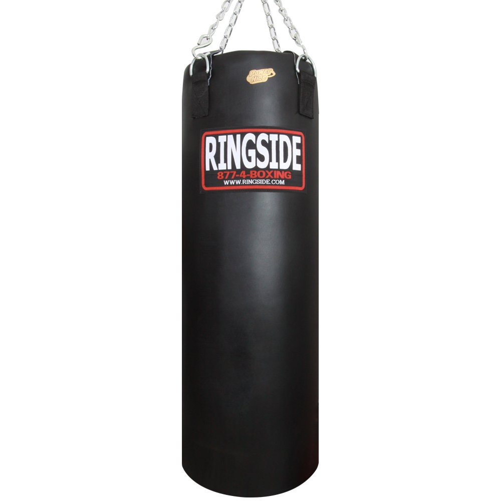 Best Free Standing Punching Bag Under 100: Ringside Powerhide 65 lb Heavy Bag