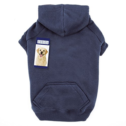 Casual Canine Basic Hoodie for Dogs, 30
