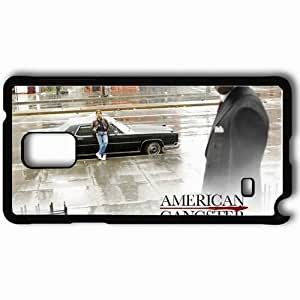 Personalized Samsung Note 4 Cell phone Case/Cover Skin American Gangster Denzel Washington Frank Lucas car Movies Black hjbrhga1544