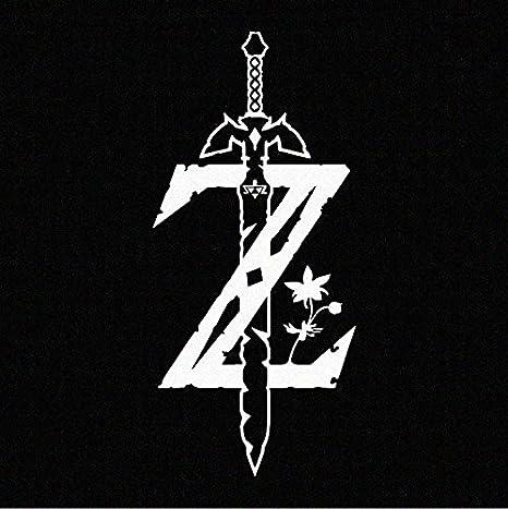 Legend of Zelda Automotive Decal//Bumper Sticker