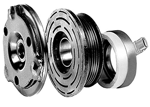 ACDelco 15-40062 Professional Air Conditioning Compressor Clutch, Remanufactured