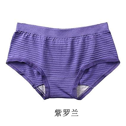 644b046e7d9f HZH - Bragas XBR Ropa Interior de Mujer Sexy Seamless sin Costuras Cintura  Modal Algodón Puro