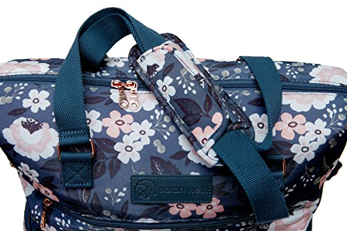 Sarah Wells Lizzy Breast Pump Bag (Le Floral) by Sarah Wells (Image #2)