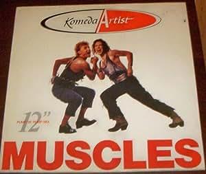 Komeda Artist - Muscles