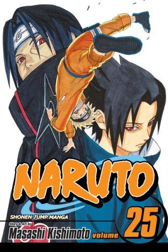 Naruto, Vol. 25: Brothers (Naruto Graphic Novel)