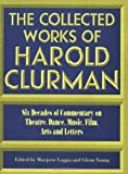 The Collected Works of Harold Clurman, Marjorie Loggia and Glenn Young, 1557832641
