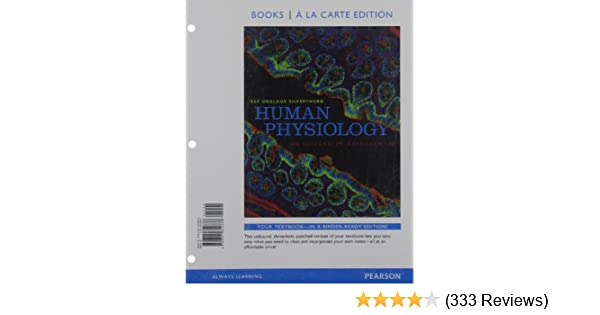 Human physiology and mechanisms of disease 6e human physiology amazoncom human physiology an integrated approach books a la carte edition 6th edition 9780321814838 dee unglaub fandeluxe Image collections