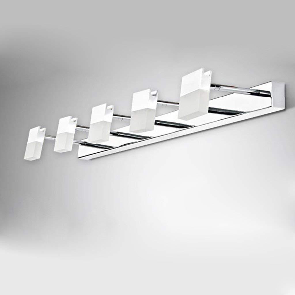 壁取り付け用燭台照明 バスルーム照明ミラーミラーキャビネットランプLEDプロジェクター、バスルーム防水モダンなウォールランプライトバスルームは、光の光の中で (Color、ライトを構成します White-15w88cm。 (Color : B07Q5P8B69 Warm White-15w88cm) B07Q5P8B69 White-15w88cm White-15w88cm, パウワウRT代官山:ec41b9e8 --- m2cweb.com