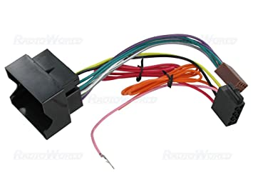 Vauxhall Quadlock Car Stereo Radio ISO Wiring Harness Amazoncouk