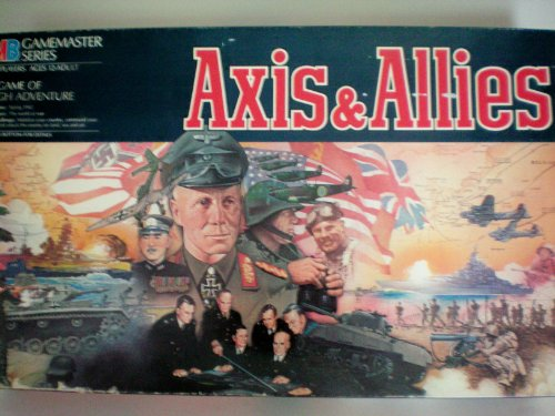 axis allies board game - 3