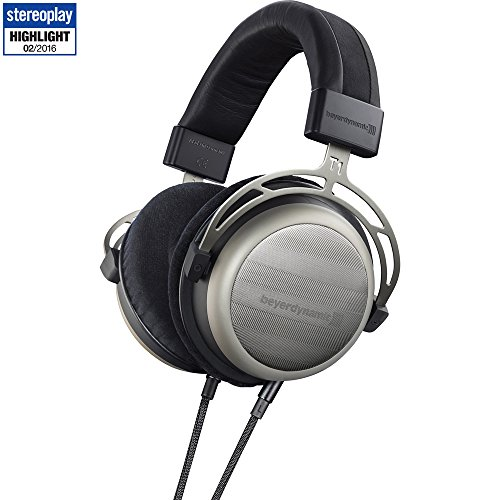 BeyerDynamic T1 Second Generation Audiophile Stereo Headphone 718998 – (Certified Refurbished)