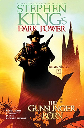 Book cover from The Gunslinger Born (Stephen Kings The Dark Tower: Beginnings) by Stephen King