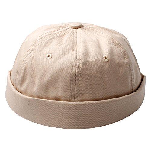 Accessoryo - Gorra de béisbol - Sombrero - Básico - para Hombre Beige Beige