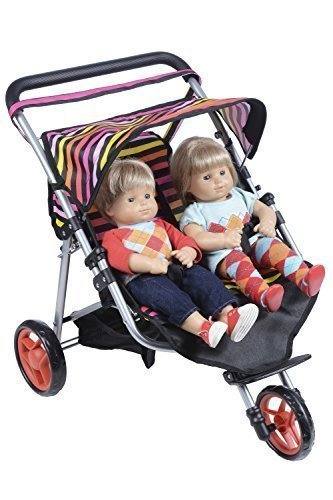 American Doll Bitty Baby Stroller - 9