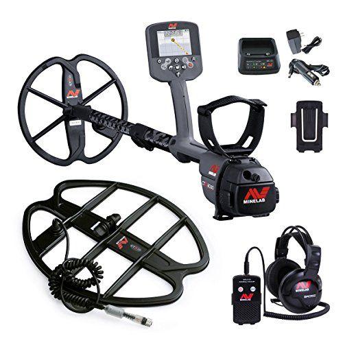 "Minelab CTX 3030 Waterproof Metal Detector Special with 17"" Smart Coil"