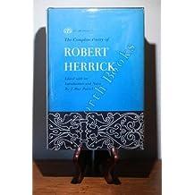 The Complete Poetry of Robert Herrick