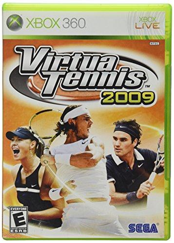 Virtua Tennis 2009 Xbox 360 product image