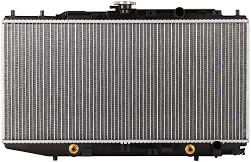 91 crx radiator - 2