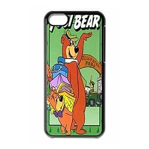 UNI-BEE PHONE CASE For Iphone 5c -Yogi Bear-CASE-STYLE 17