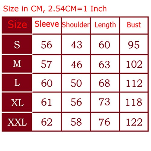 Angelaicos Unisex Cotton Blend Luminated Printing Long Sleeve Costume Coats (M, Green)