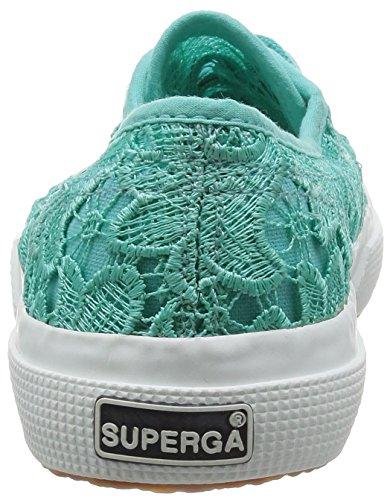 Erwachsene 969 Superga Sneakers Unisex 2750 Macramew Blau FwCqOxw5v