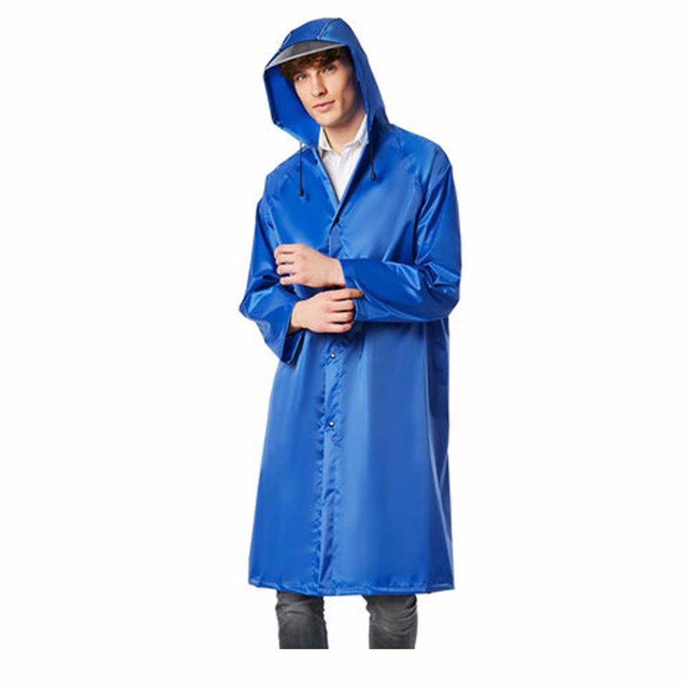 Raincoat Erwachsenen Weiblichen Dicken Polyester Langen