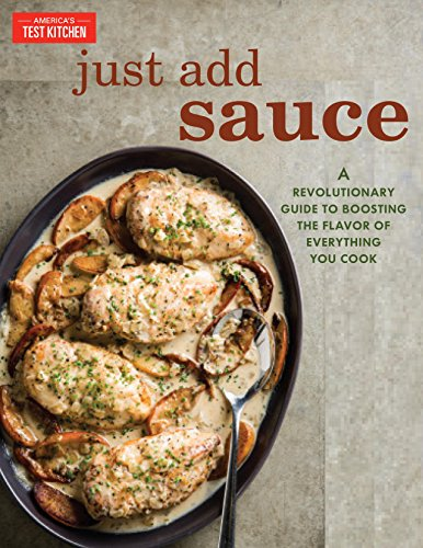 Review Just Add Sauce: A