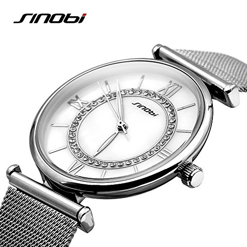 4 Diamonds Dress Watch - 8
