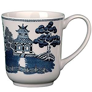 Johnson brothers willow azul vajilla taza de caf hogar - Johnson brothers vajilla ...