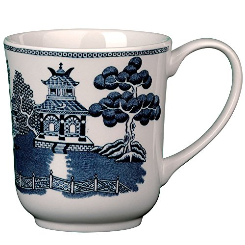 Johnson Brothers Willow Blue Dinnerware Coffee ()