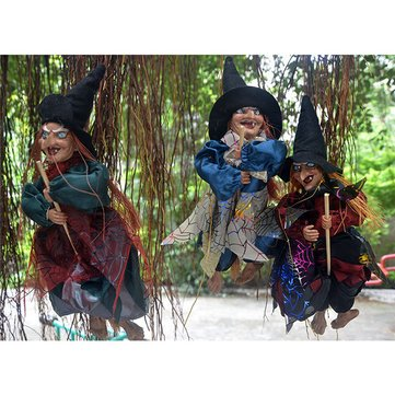 Decoration - Halloween Witch Accessories Hat Ornaments Scare - 1PCs (Easy Homemade Womens Halloween Costume Ideas)