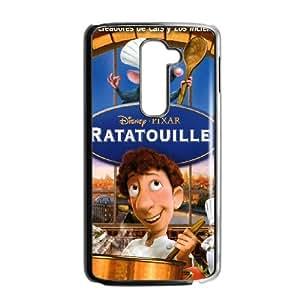 Ratatouille LG G2 Cell Phone Case Black Phone cover W9293668