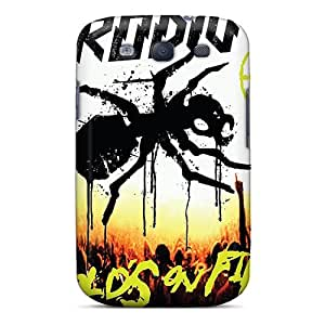 Defender Case For Galaxy S3, The Prodigy Live Pattern
