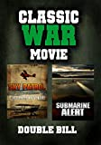 Classic War Movie Double Bill: Sky Patrol and Submarine Alert