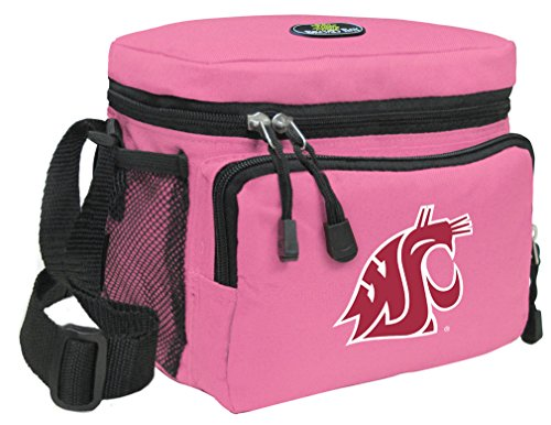 Broad Bay Washington State University Lunch Bag Womens & Girls Washington State Lunchboxes