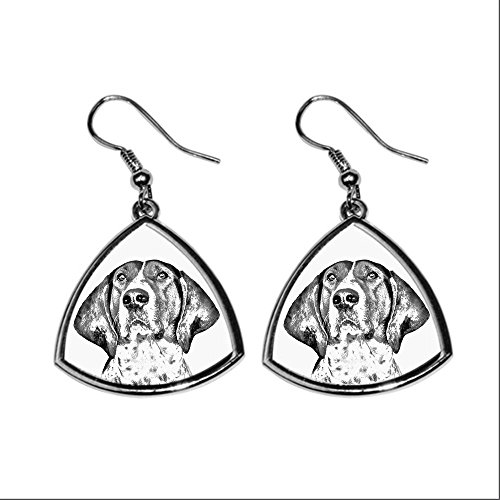 treeing-walker-coonhound-collection-of-earrings-with-images-of-purebred-dogs-collection-de-boucles-d