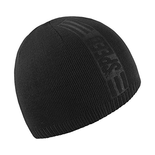 Bodvera Mens Winter Beanie Knit Hats Slouchy Wool Warm Plain Skull Cuff Toboggan Knitting Watch ()